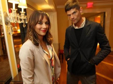 "Rashida Jones and her ""Celeste and Jesse Forever"" co-writer and costar, Will McCormack, had a short-term relationship but have since become long-term writing partners."